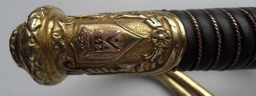 Sabre de Cavalerie légère et généalogie Sdc11316