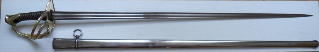Le sabre de Carabiniers mod 1854 Officier et Troupe sous la IIIème Rép. Sdc11711