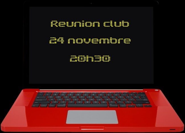 Réunion semestrielle. 2/2. Banner12
