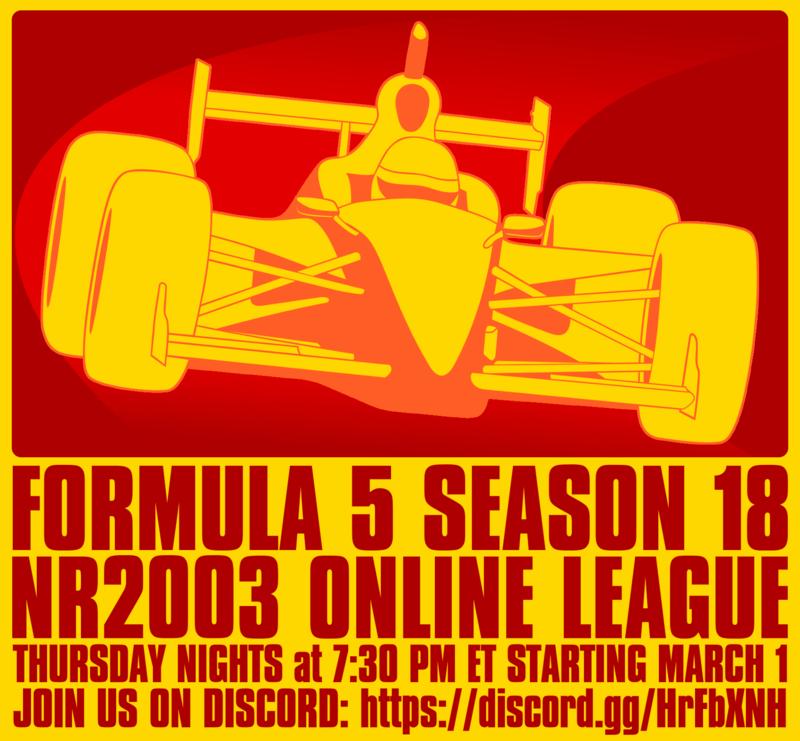 Online Racing Thread Formul12