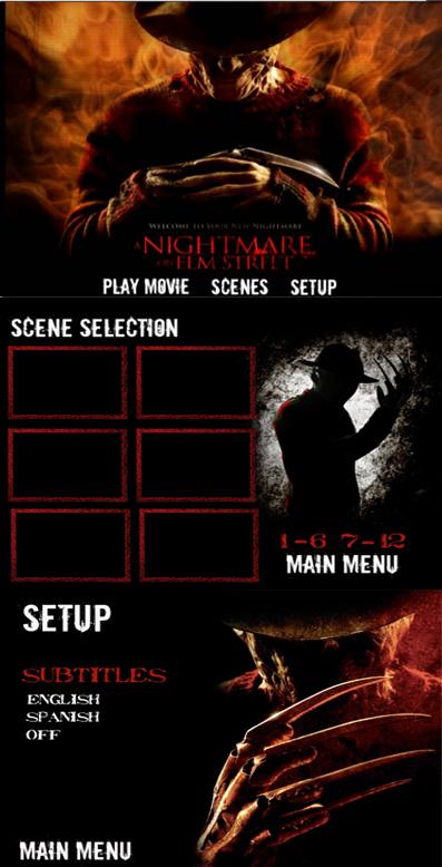 A Nightmare on Elm Street Caps10