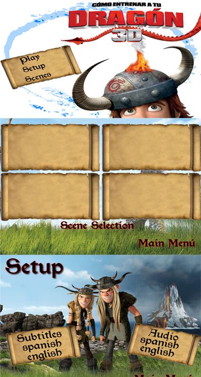 Como entrenar a tu dragón Caps17