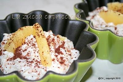 Dessert ricotta e ananas  Desser10