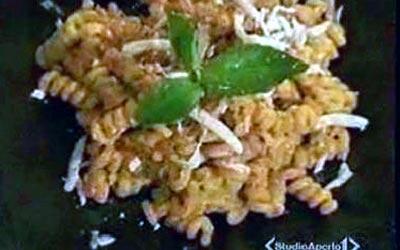 Fusilli Ricotta Salata e Pomodorini di Cotto e Mangiato Fusill10
