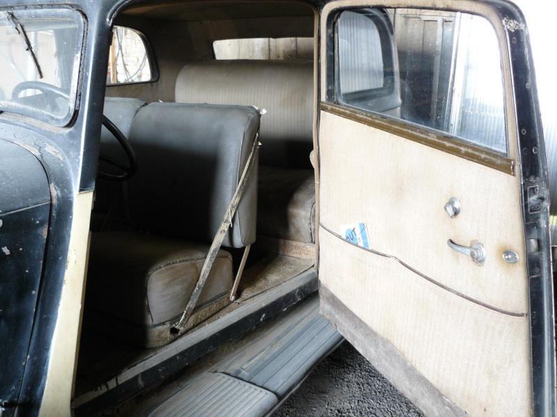 Cherche de l'aide pour Rosalie 10BL 1934: calandre, aile P1050115