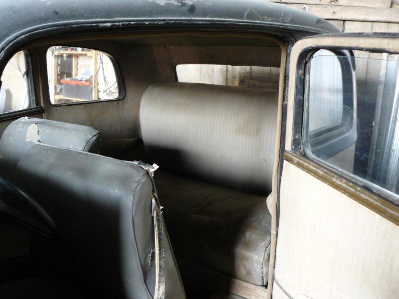 Cherche de l'aide pour Rosalie 10BL 1934: calandre, aile P1050116
