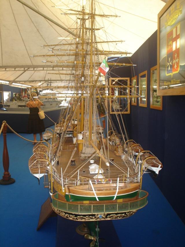 Nave scuola Amerigo Vespucci (Modello) Dsc01514