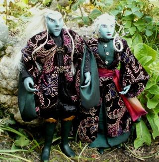 Elfes et astromage Couple11