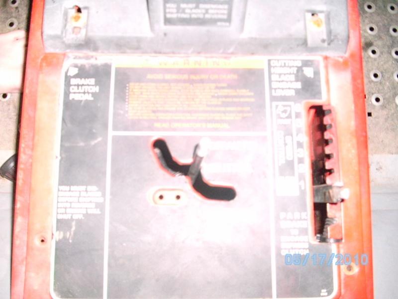 machine - MTD MUD Machine Sany0017
