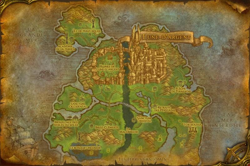 Carte des Royaumes de l'Est: Bois des Chants Eternels Everso10
