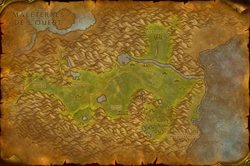 Carte des Royaumes de l'Est: Les Hinterlands Hinter10