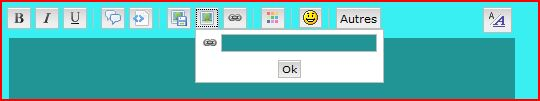 Tutoriel pour insérer une image ou créations dans une réponse ou nouveau message 710