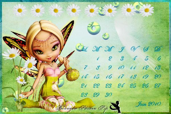 Tutoriel pour créer un calendrier Calend10