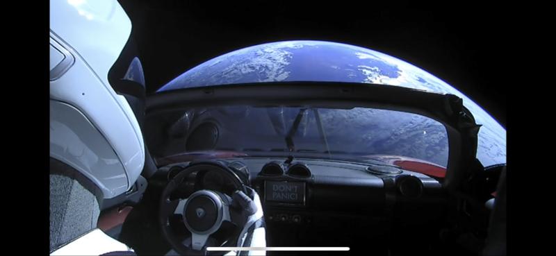 Falcon Heavy (Tesla roadster) - Tir de démonstration - 6.2.2018 - Page 3 23891510