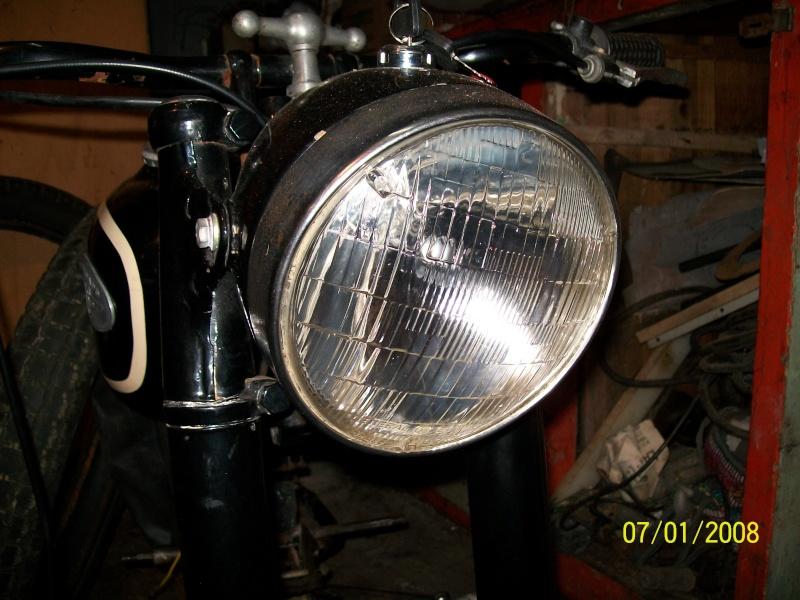 Reflector y vidrio de foco 293_0515