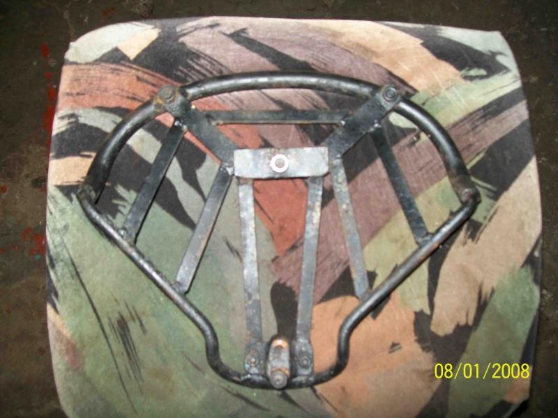 Brazo del sillin y base 293_0518