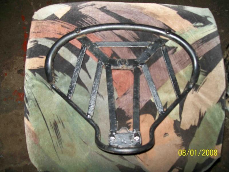 Brazo del sillin y base 293_0519