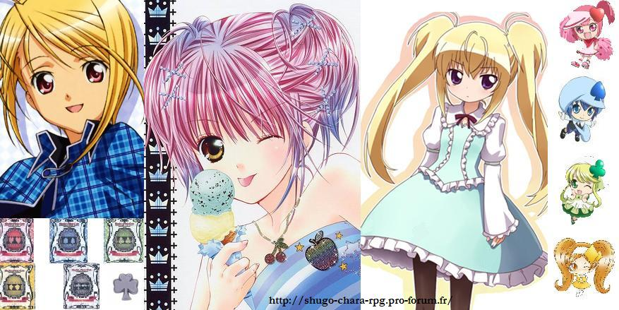 Shugo Chara ♣ RPG