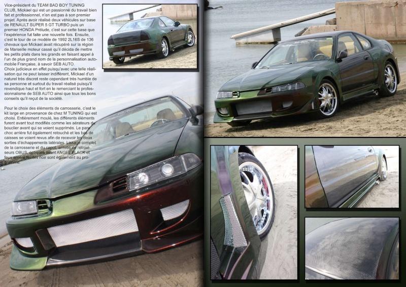 HONDA PRELUDE  TYPE R32 BY' SEB AUTO - Page 3 Honda_11