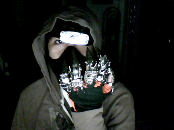 MY Cosplay Claws10