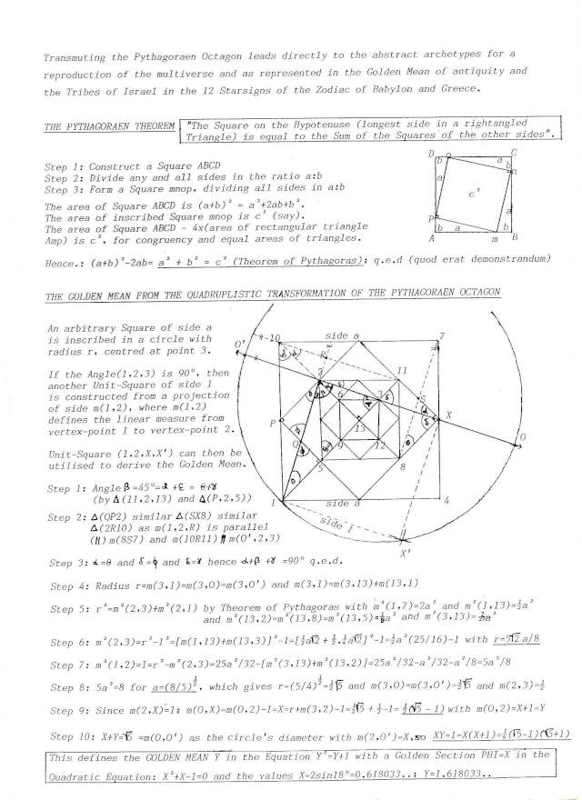 Thuban Astroanalysis and the Reconfiguration of Sacred Geometry Astro210