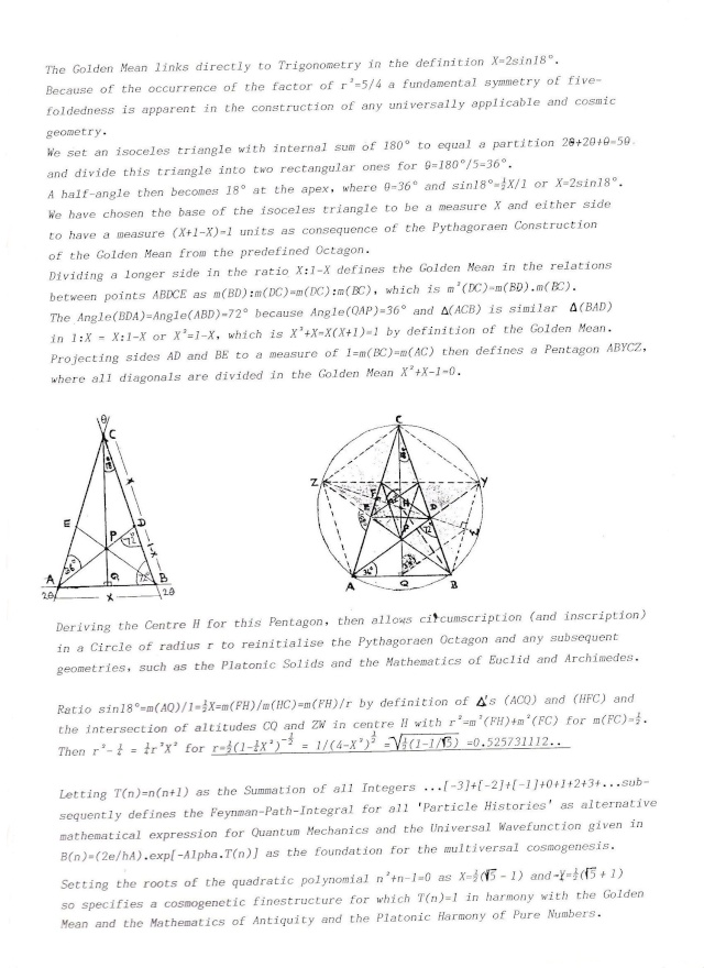 Thuban Astroanalysis and the Reconfiguration of Sacred Geometry Astro211