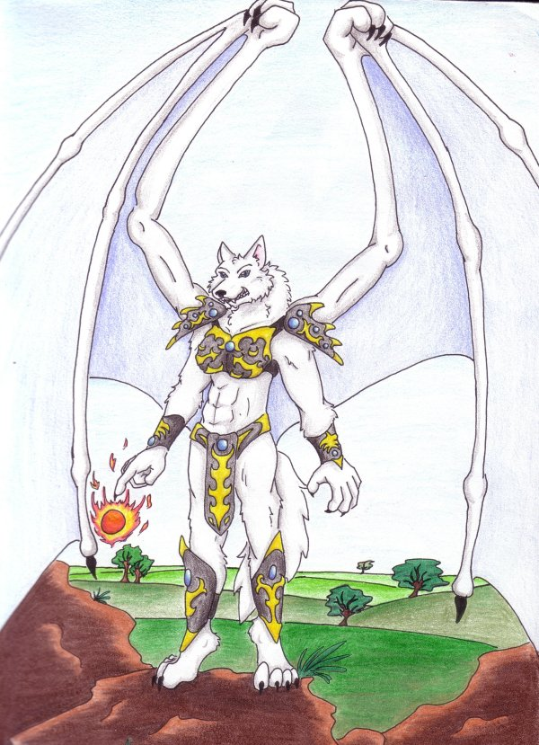 DarkBlades Wolf Bio Gw600h10