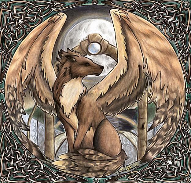 DarkBlades Wolf Bio Gw625h10