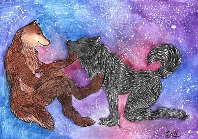 DarkBlades Wolf Bio Gw815h10