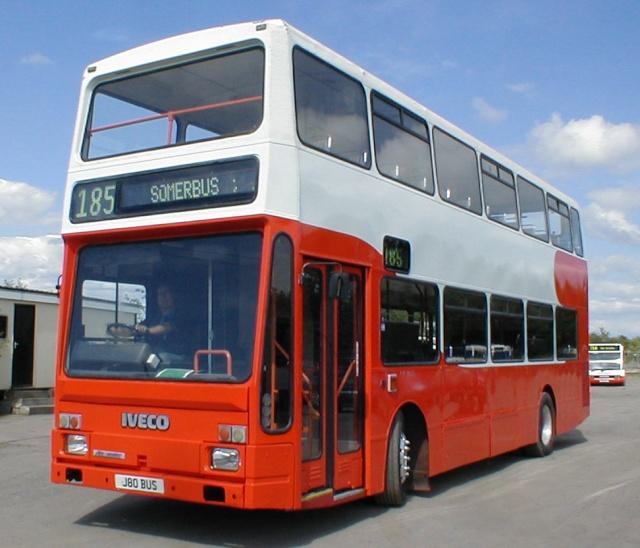 Strange buses of the UK...................... J227ok10
