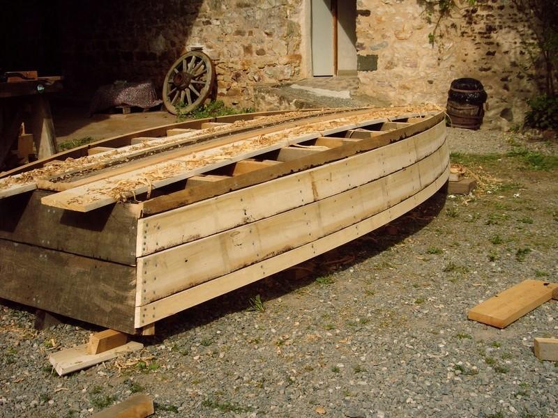 Rué vers l'or, la barque des Yukonners ! Plate610