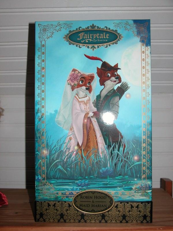 Disney Fairytale/Folktale/Pixar Designer Collection (depuis 2013) - Page 38 Dscn4118