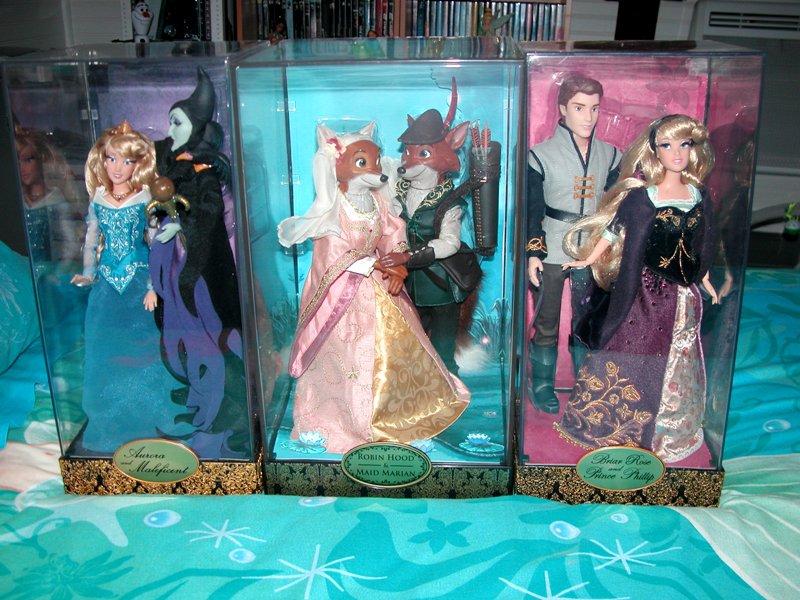 Disney Fairytale/Folktale/Pixar Designer Collection (depuis 2013) - Page 38 Dscn4122