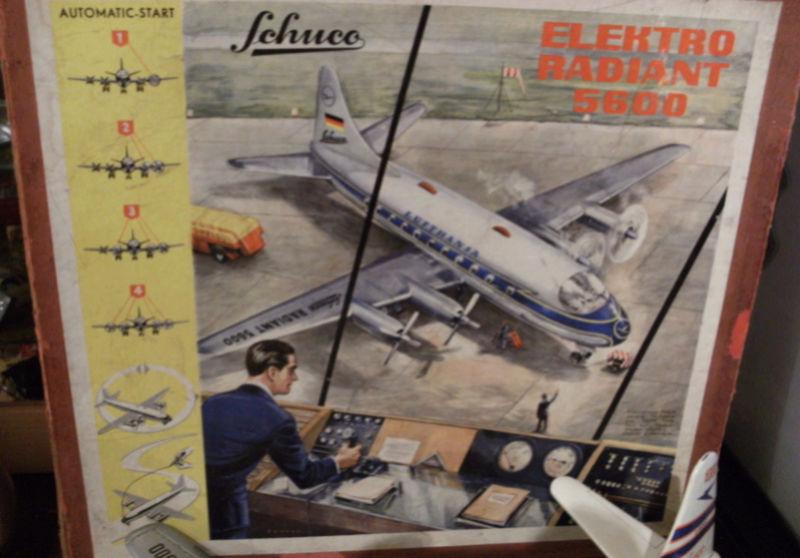 Schuco Elektro-Radiant 5600 B.O.A.C Captu276