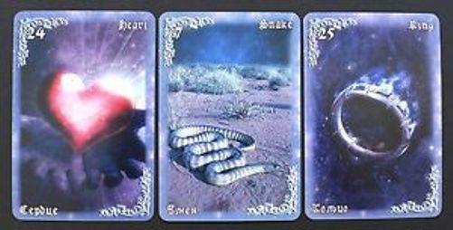 "Oracle russe ""Breath of the Night"" / Oracle ""Le Souffle de la nuit"" ► Berenika B211"