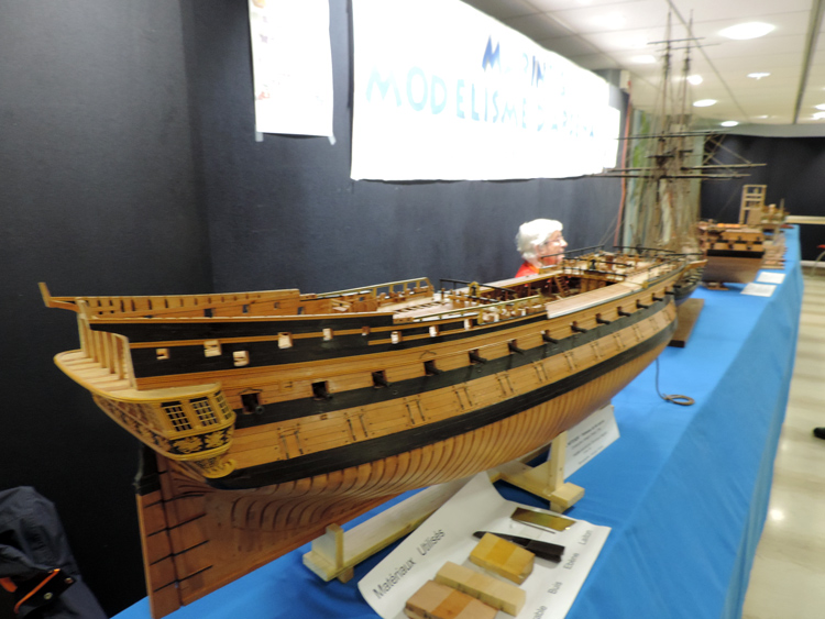 Salon de la Maquette de Lorient 2019 Lorien21