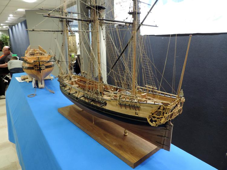 Salon de la Maquette de Lorient 2019 Lorien22