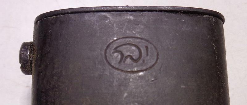 Identification des marquages sur une baionnette israélienne Dsc00514