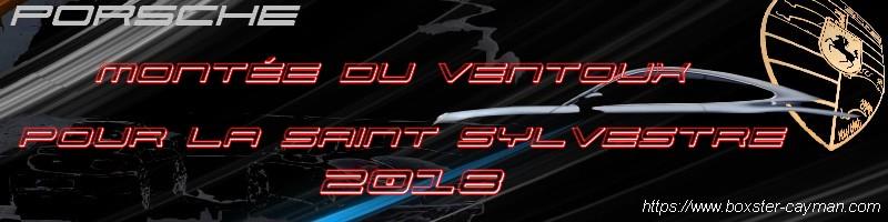 montée du Ventoux pour la Saint Sylvestre F11010