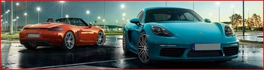 PORSCHE  BOXSTER  CAYMAN