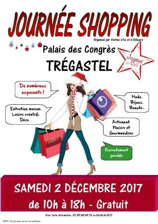 Marché de Noël à Trégastel Affich11