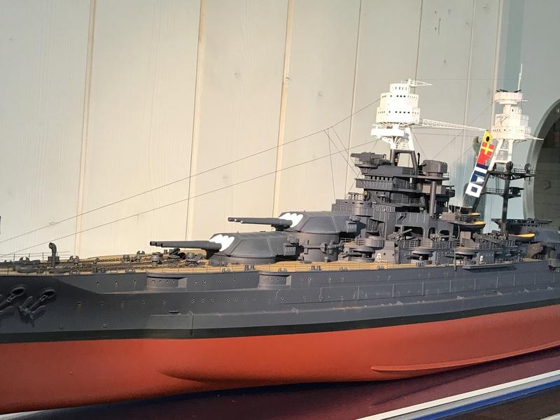USS ARIZONA 1/200 TRUMPETER - Page 6 Fullsi15