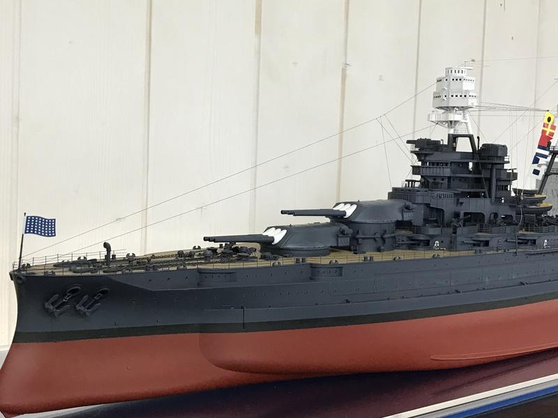 USS ARIZONA 1/200 TRUMPETER - Page 6 Fullsi16