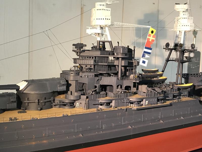 USS ARIZONA 1/200 TRUMPETER - Page 6 Fullsi18
