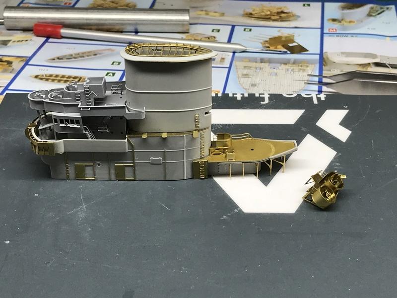 HMS ARK ROYAL. (91). 1/350.  MERIT - Page 5 Img_5511