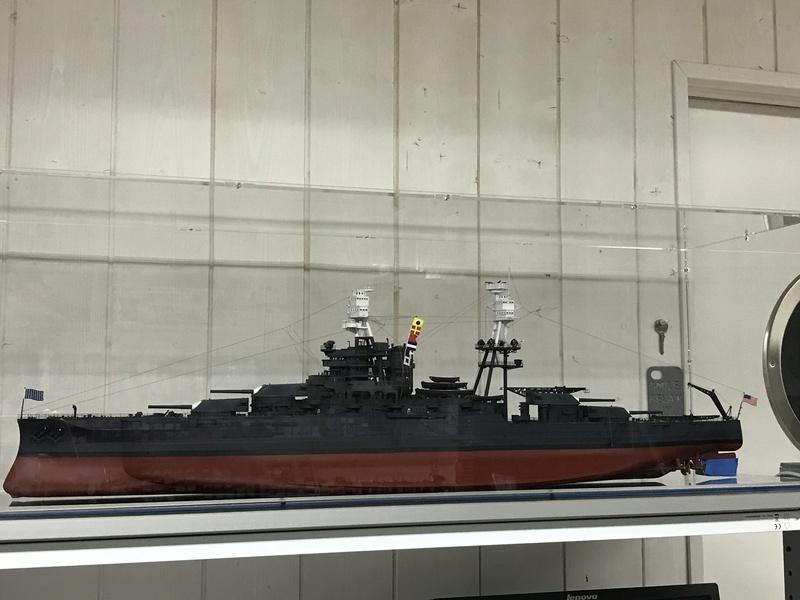 USS ARIZONA 1/200 TRUMPETER - Page 6 Ixbs5910