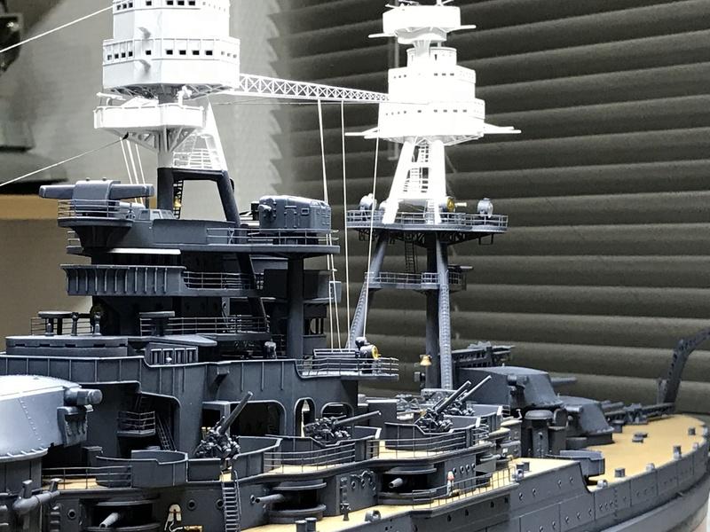 USS ARIZONA 1/200 TRUMPETER - Page 5 Vwbxe411