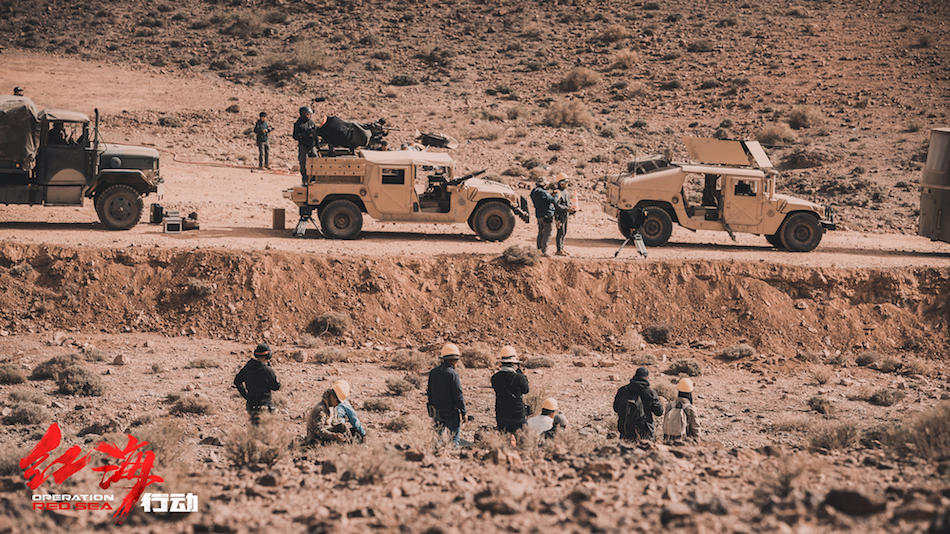 Les FAR et le Cinema / Moroccan Armed Forces in Movies - Page 9 09535710
