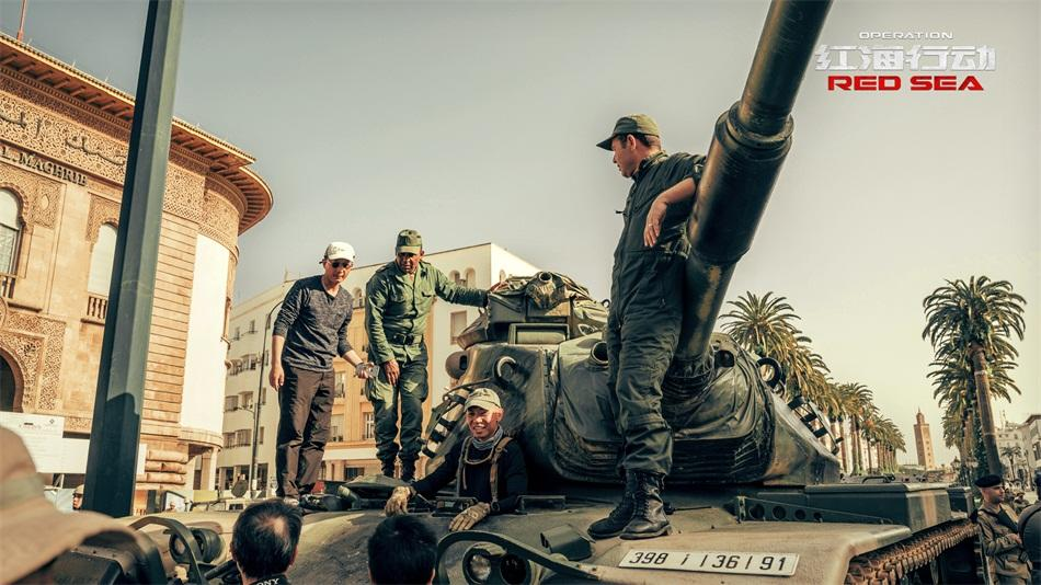 Les FAR et le Cinema / Moroccan Armed Forces in Movies - Page 9 15580411