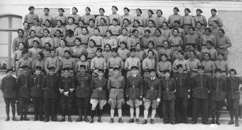 505e RCC, photos de famille 1938_510